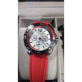 ddb32375211 Lindo Relogio Nautica N09908g Sport Ring - Relógios no Mercado Livre ...
