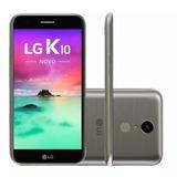 Celular Smartphone Lg K10 2017 16 Gb Novo Original