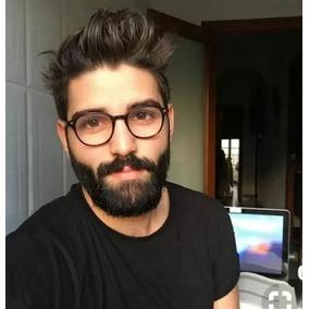 21dd40c15 Oculos De Nerd Masculino - Óculos Preto no Mercado Livre Brasil