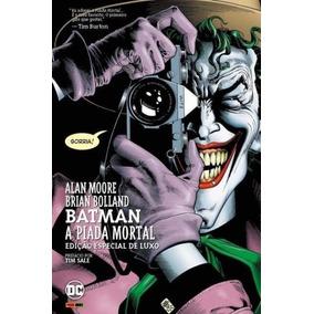 Batman: A Piada Mortal - Capa Dura - Dc Comics