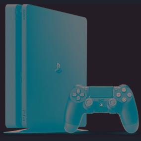 Console Playstation 4 Ps4 Slim 1tb