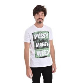 Camiseta Korova Pussy Money Weed