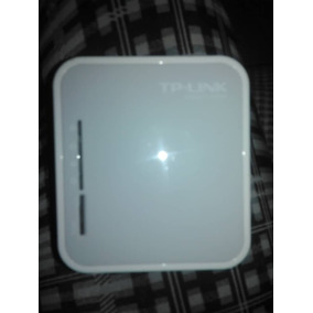 Router Wifi Tp-link 3g/4g Portátil