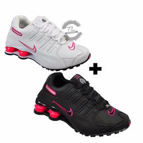 Tenis Feminino Nike - Tênis Para Academia no Mercado Livre Brasil 47333c8eca9f1