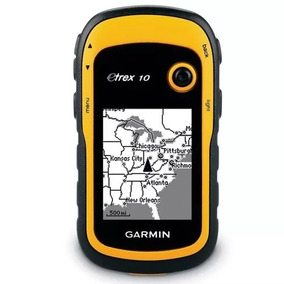 Gps Garmin Etrex 10 Portátil Com Display 2.2