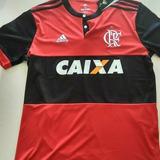 Frete grátis. Espírito Santo. Camisa Flamengo Com Botoes Modelo 2018 19  Linda Promoção c78f35518dcd1