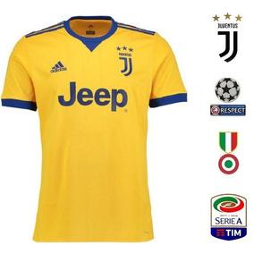 Camisa Blusa Europeu Juventus Away 2017 Adulto Liquidação 8e23ea74bd690