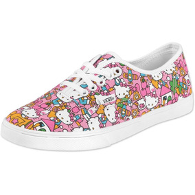 Vans Authentic Shoes Hello Kitty