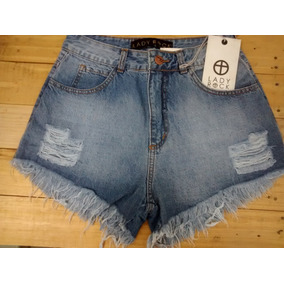 Short Jeans Lady Rock