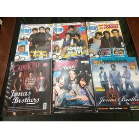 Jonas Brothers - Revistas E Pôsteres