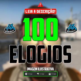 Csgo - Elogios - Commends - 100 Elogios