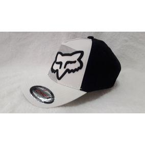 Gorras Flexfit Fox Blancas en Mercado Libre México 1451352bdb1