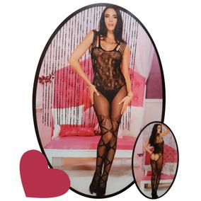 2 Bodystocking Sexy Erotico Malla Lenceria Atrevida Liguero e056f6828c46