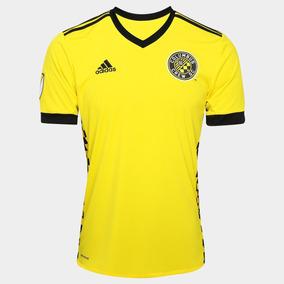 Camisa De Arbitro Topper Amarela Fdp - Camisas no Mercado Livre Brasil 1a0b42be7d553