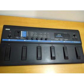 Pedaleira Korg A5 Multi-fx (japan Edition)