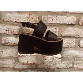 Sandalias Taco Goma Eva - Zapatos en Mercado Libre Argentina 2e012f43d232