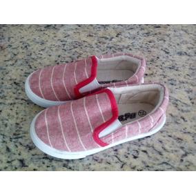 Zapatos Casuales Big Star Para Niños