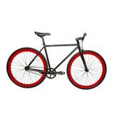 Bicicleta Urbana P3 Nix Red Aro 700 2018 // Anaquel