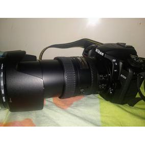 Nikon D7500 + Afs 18-200 So 7571 Cliks Excelente Estado