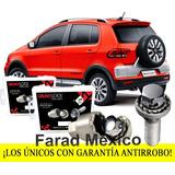 Birlos Seguridad Volkswagen Crossfox 1.6l 2017 En Adelante