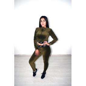 Pants Dama Conjunto Resorte Mujer Sudadera