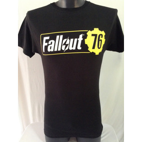 Fallout 76 Bethesda Software Playera Original Hottopic Impor 8bdd486607c