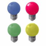 Lampara Led Gota Color 1 W