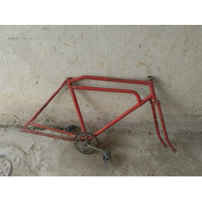 Antigo Quadro De Bicicleta (cod.2973)