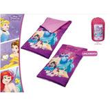 Brinquedo Saco De Dormir Infantil Disney Princesas