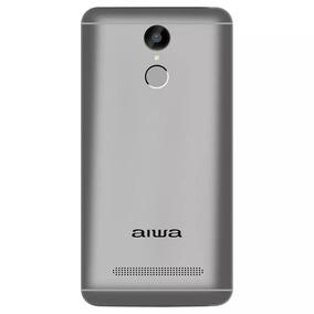 Celular Aiwa Z9 Plus 5.5 Huella 2gb 16 Gb 16mpx Wif 4g Plata