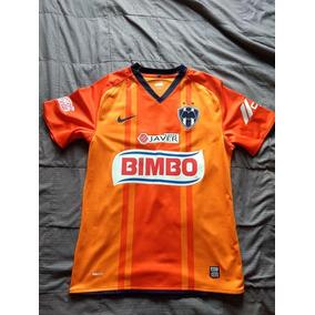 Jersey Playera Club De Fútbol Monterrey Rayados Talla M c8c204ecf194f
