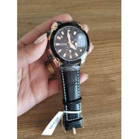 11218dc4fdd Relogio Salco 3atm De Luxo Masculino Invicta - Relógios De Pulso no ...