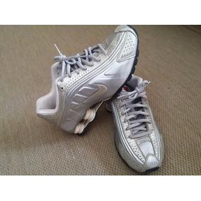 867e19145ef Nike Shox Feminino Tamanho 34 - Tênis no Mercado Livre Brasil