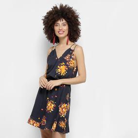 10ba8f7660 Vestido Comprimento Basico - Vestidos no Mercado Livre Brasil