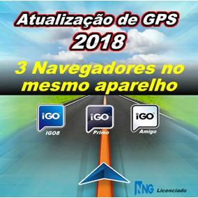 Atualização Para Gps 2018 Igo Todas Versoes