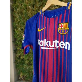 Camiseta Del Barcelona Autografiada Por Leo Messi en Mercado Libre ... c82a0416a99