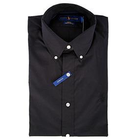 b368bdd7e08dc Camisas Tipo Polo Negra Y Blanca - Bolsos