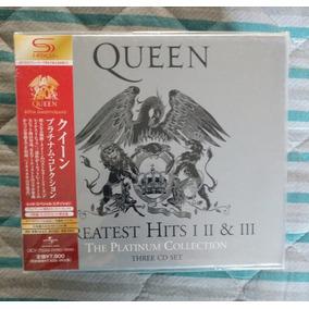 Box The Platinum Collection Edição Especial + Red Special