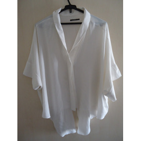 Blusa Kimono Canal P Seminova d09b8d8921684