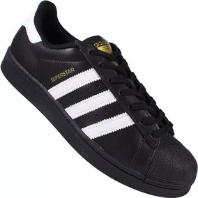 Tênis adidas Superstar Foundation Original Couro