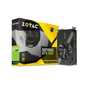 Placa De Video 3gb Zotac Gtx1060 Ddr5 Nvidia