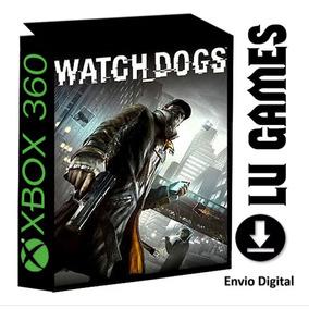 Watch Dogs (midia Digital)retirar No Endereço Do Vedendor