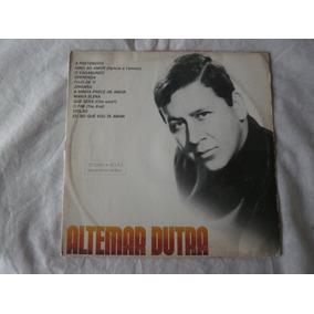 Lp Altemar Dutra 1971 Sucessos Vol.4, Disco De Vinil