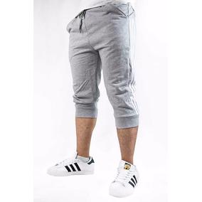 Short Pants 3/4 Harem Capri Bermuda Deportiva/casual Gym