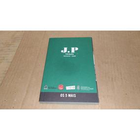 4329 Livro J. P Viaja Fortaleza Ce Os 5 Mais 2009 Pascowitch