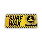 Parafina Para Surf Soul Fins - Surf Wax - Tropical Water (á
