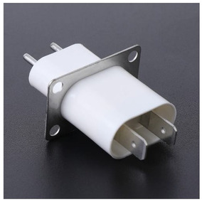 Conector P/ Magnetron ( Filamento ) Novo C/garantia