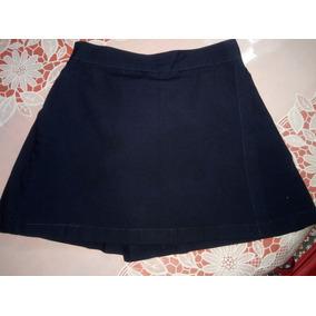 80fecc0e3b Pollera Pantalon Azul Colegial Algodon - Ropa y Accesorios en ...