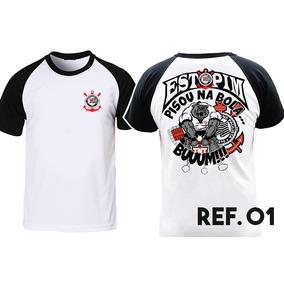 9b49f84fda Camiseta Corinthians Gaviões Torcidas Organizadas Timão