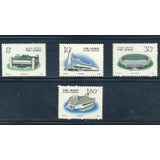 Ch179-china 1990 Beijing 11th Asian Games 2da Serie+ Fdc-